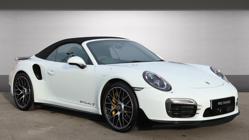 Porsche 911 S 2dr PDK 3.8 Automatic Coupe (2015)