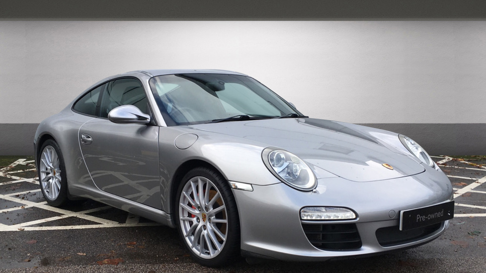 Porsche 911 S 3.8 2 door Coupe (2009) image
