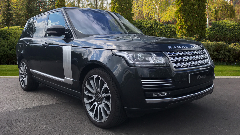 Land Rover Range Rover 4.4 SDV8 Autobiography Diesel Automatic 5 door Estate (2015)
