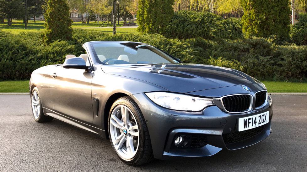 BMW 4 Series 435i M Sport 2dr 3.0 Automatic Convertible (2014) at Bentley Tunbridge Wells thumbnail image