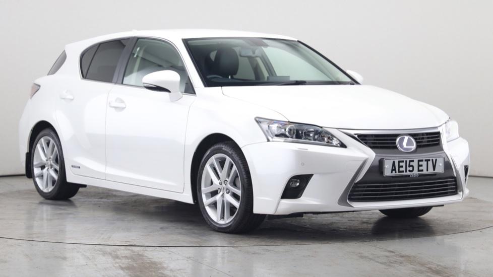 2015 Used Lexus CT 200h 1.8L