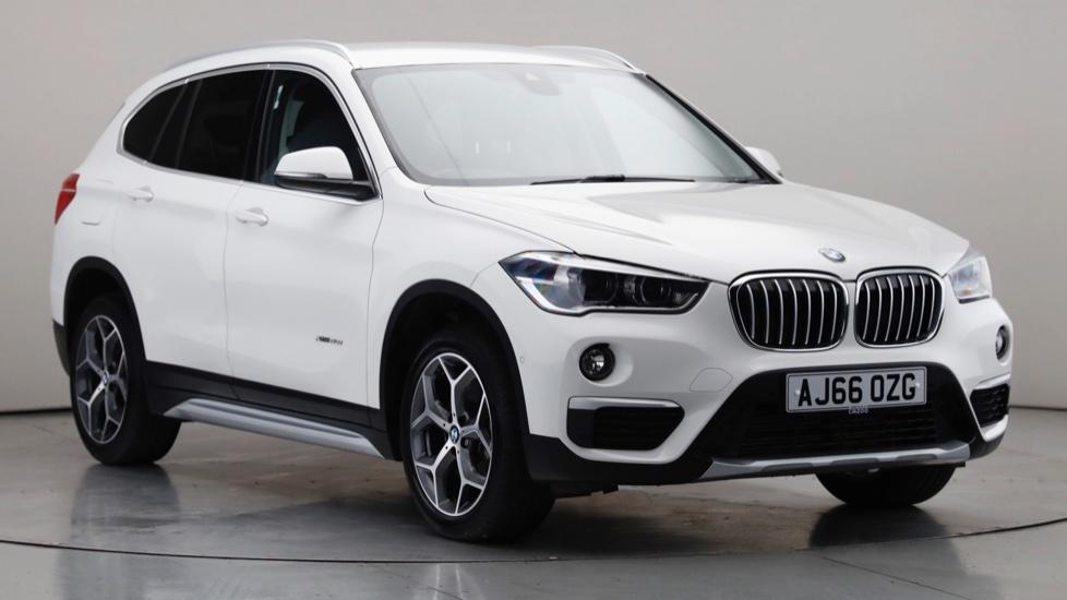 2017 Used BMW X1 2L xLine 20i
