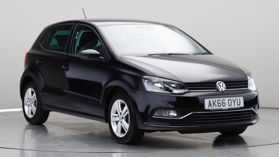 2016 Used Volkswagen Polo 1.2L Match TSI