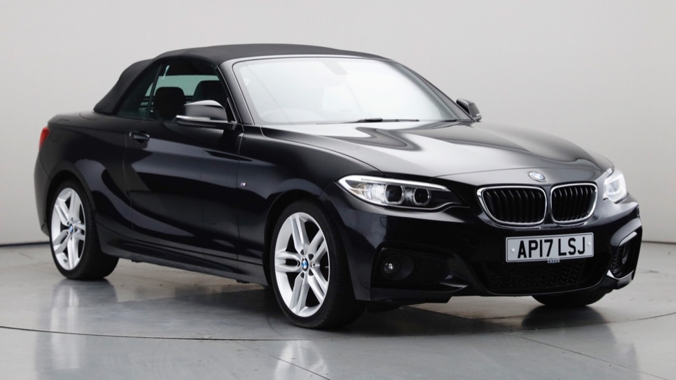 2017 Used BMW 2 Series 2L M Sport 218d