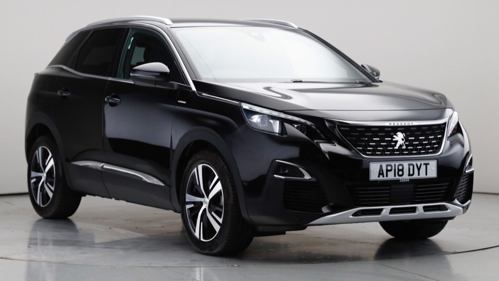 2018 Used Peugeot 3008 1.6L GT Line THP