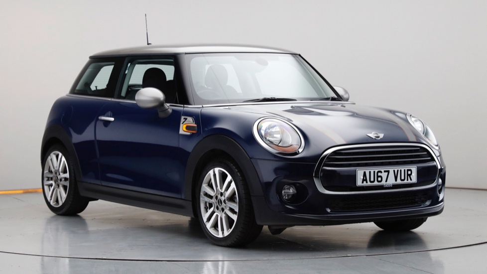 2017 Used Mini Hatch 1.5L Cooper D Seven