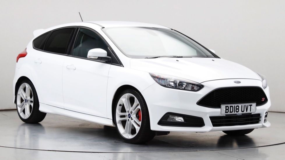 2018 Used Ford Focus 2L ST-2 EcoBoost T