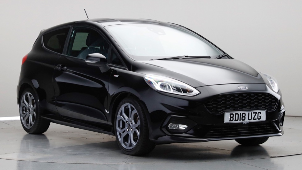 2018 Used Ford Fiesta 1L ST-Line X EcoBoost T