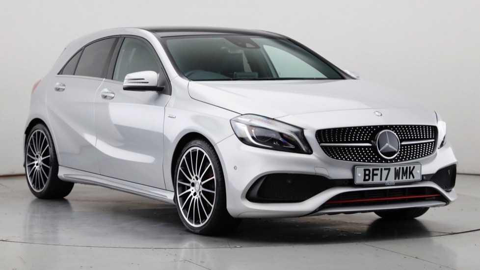 2017 Used Mercedes-Benz A Class 2L AMG A250