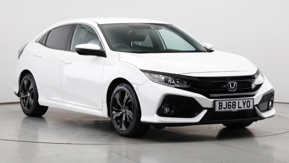 2018 Used Honda Civic 1L SR VTEC Turbo