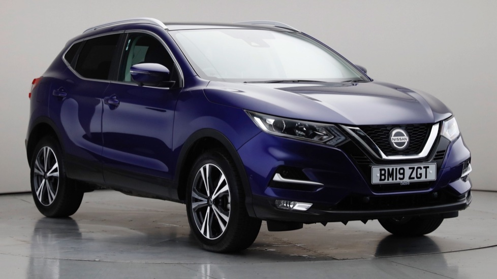 2019 Used Nissan Qashqai 1.3L N-Connecta DIG-T