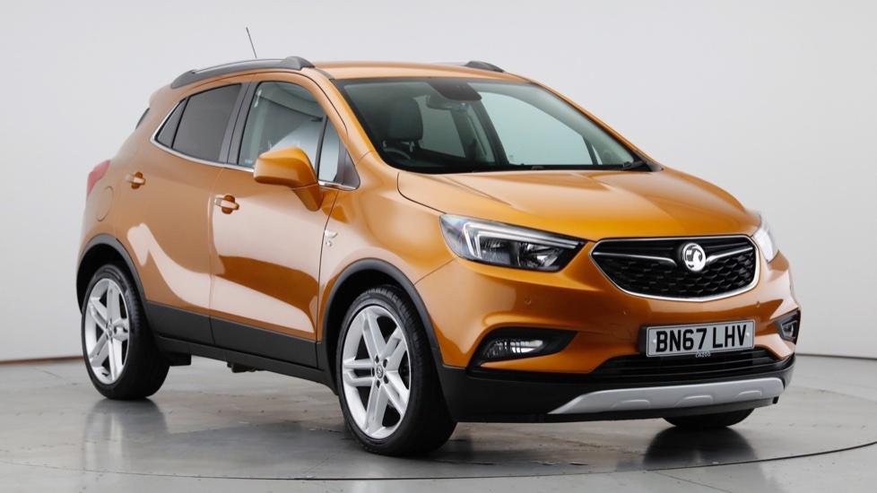 2017 Used Vauxhall Mokka X 1.4L Elite Nav i Turbo