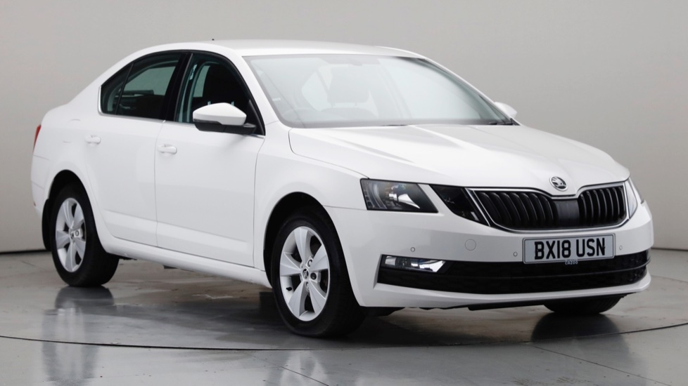 2018 Used Skoda Octavia 1.6L SE Technology CR TDi