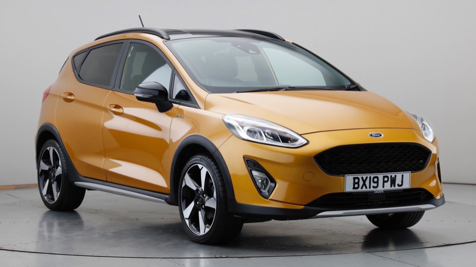 2019 Used Ford Fiesta 1L Active B&O Play EcoBoost T