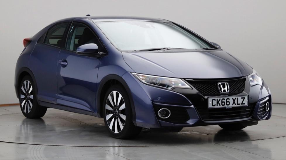2017 Used Honda Civic 1.8L SE Plus i-VTEC