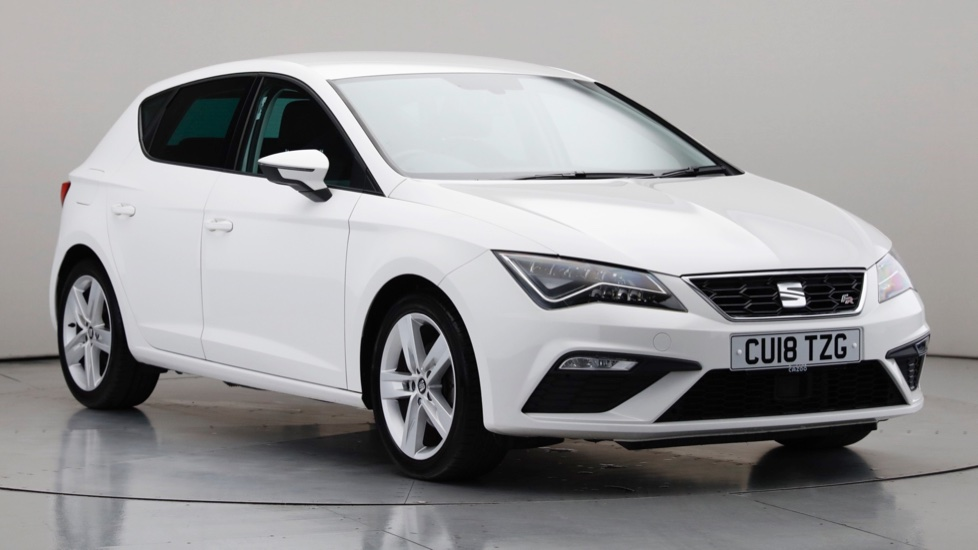 2018 Used Seat Leon 1.4L FR Technology EcoTSI
