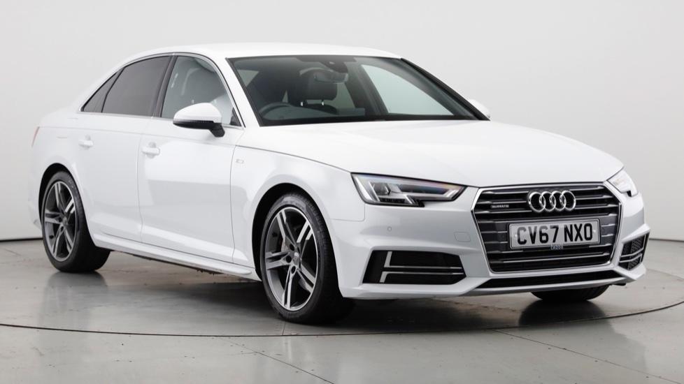 2017 Used Audi A4 3L S line TDI V6