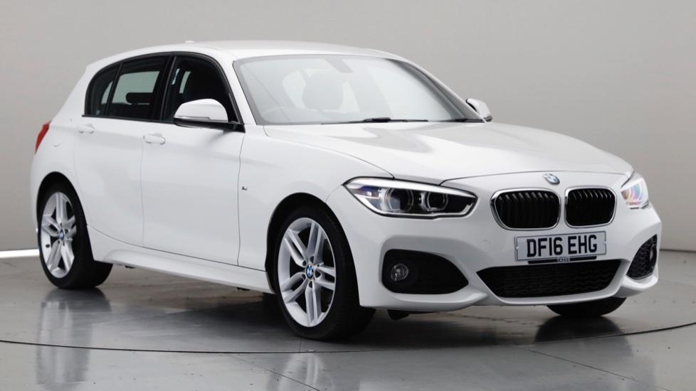2016 Used BMW 1 Series 2L M Sport 120d