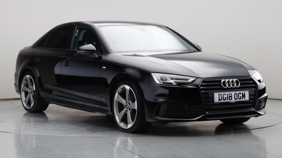 2018 Used Audi A4 1.4L Black Edition TFSI