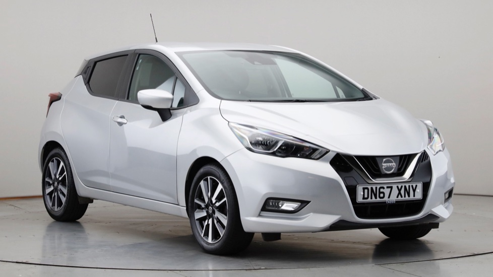 2017 Used Nissan Micra 0.9L N-Connecta IG-T