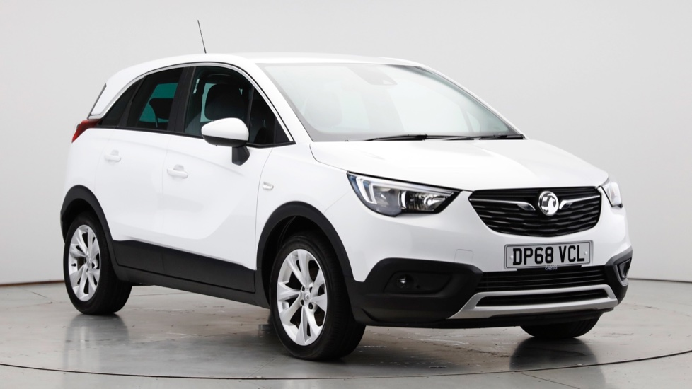 2019 Used Vauxhall Crossland X 1.2L Tech Line Nav Turbo