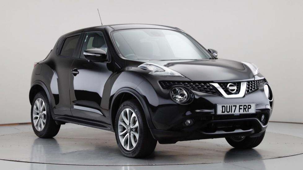 2017 Used Nissan Juke 1.2L Tekna DIG-T