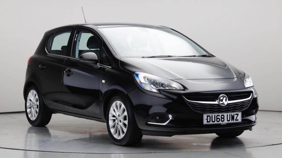 2018 Used Vauxhall Corsa 1.4L SE Nav ecoTEC i