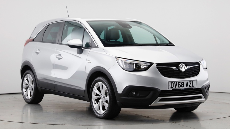 2019 Used Vauxhall Crossland X 1.5L Tech Line Nav ecoTEC BlueInjection Turbo D