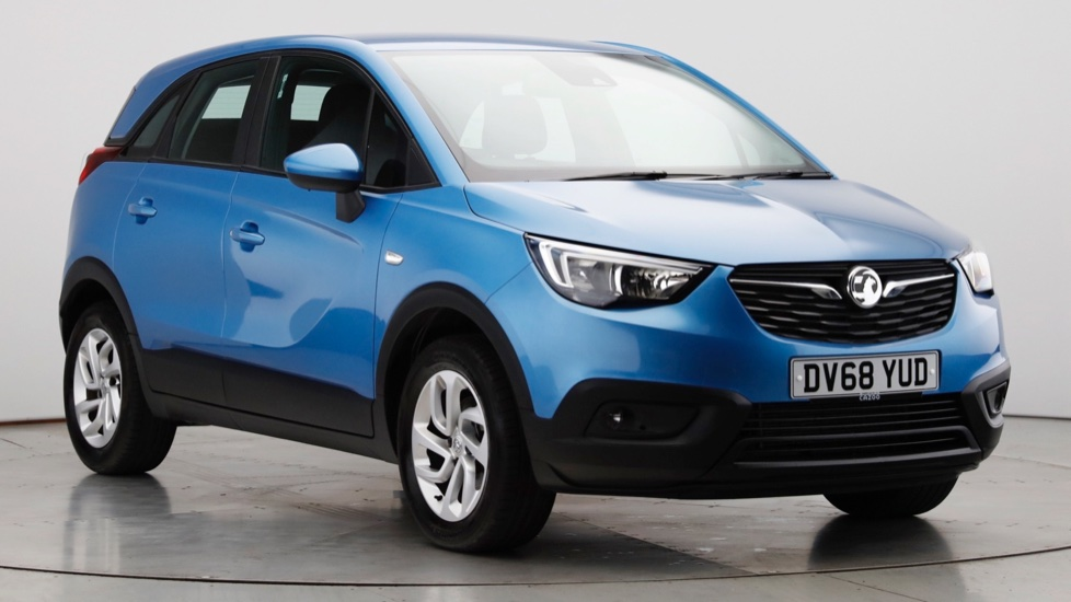 2019 Used Vauxhall Crossland X 1.2L SE ecoTEC Turbo