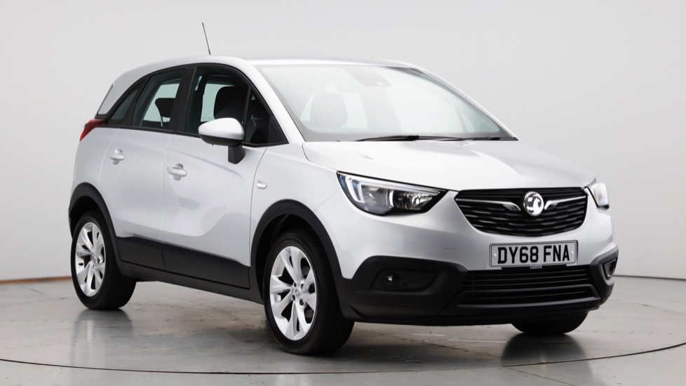 2019 Used Vauxhall Crossland X 1.5L SE ecoTEC BlueInjection Turbo D