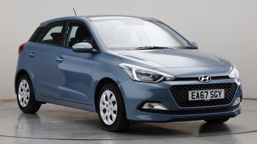 2017 Used Hyundai i20 1.2L S Air