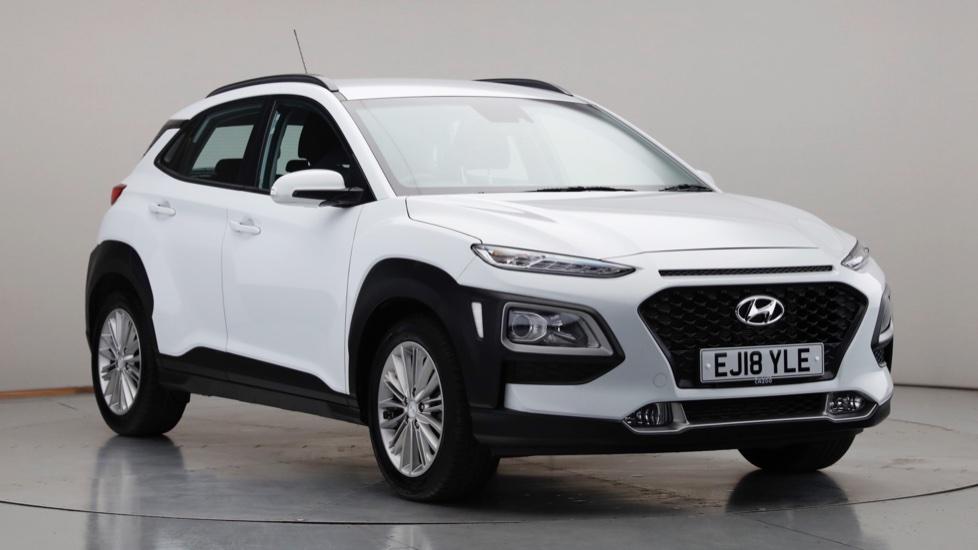 2018 Used Hyundai Kona 1L SE Blue Drive T-GDi