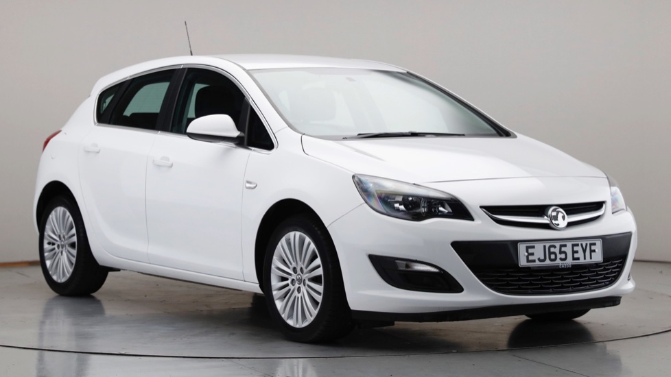 2016 Used Vauxhall Astra 1.6L Excite i