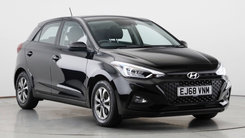 2018 Used Hyundai i20 1.2L SE Launch Edition