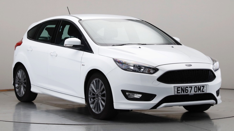 2017 Used Ford Focus 1L ST-Line EcoBoost T