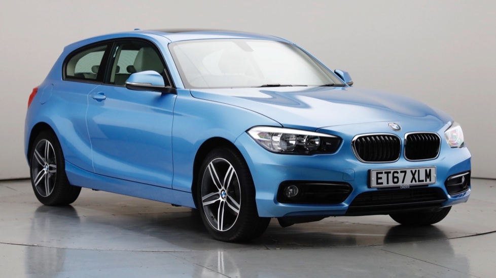 2017 Used BMW 1 Series 1.5L Sport 118i