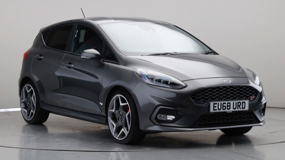 2018 Used Ford Fiesta 1.5L ST-2 EcoBoost T