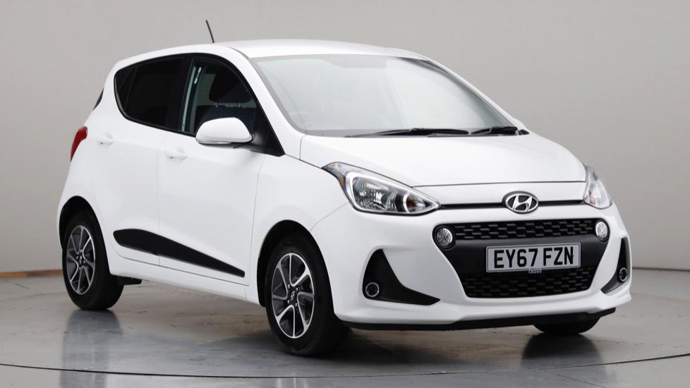 2017 Used Hyundai i10 1.2L Premium