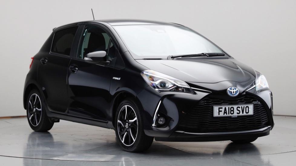 2018 Used Toyota Yaris 1.5L Design VVT-h