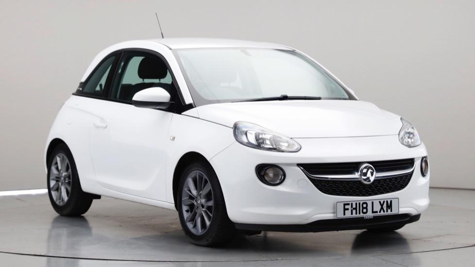 2018 Used Vauxhall ADAM 1.4L JAM i