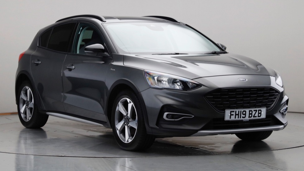 2019 Used Ford Focus 1L Active EcoBoost T