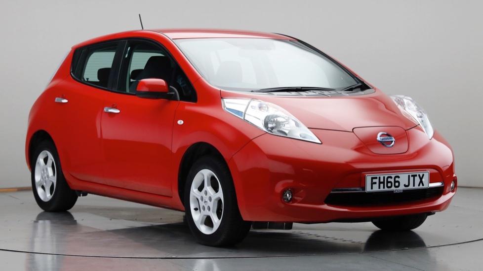 2016 Used Nissan Leaf Acenta (24kWh)