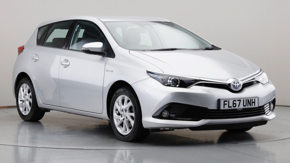 2017 Used Toyota Auris 1.8L Business Edition VVT-h