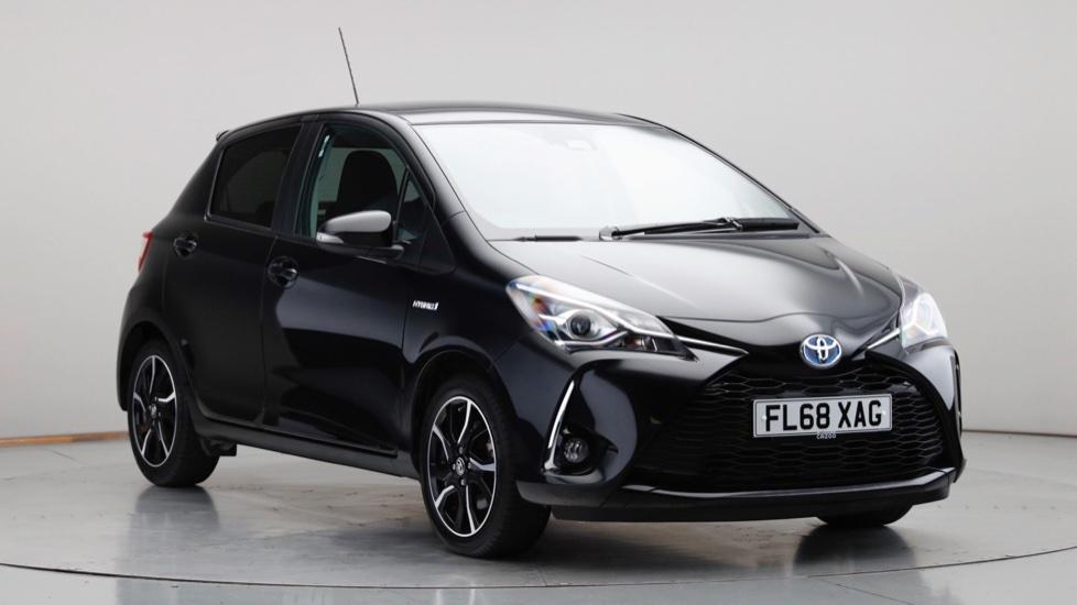 2019 Used Toyota Yaris 1.5L Design VVT-h