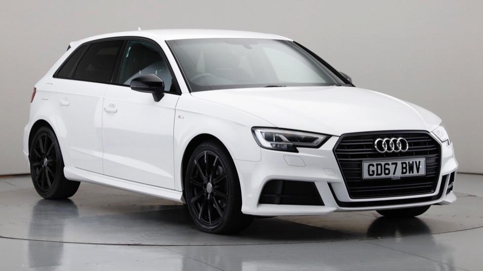 2017 Used Audi A3 2L Black Edition TDI