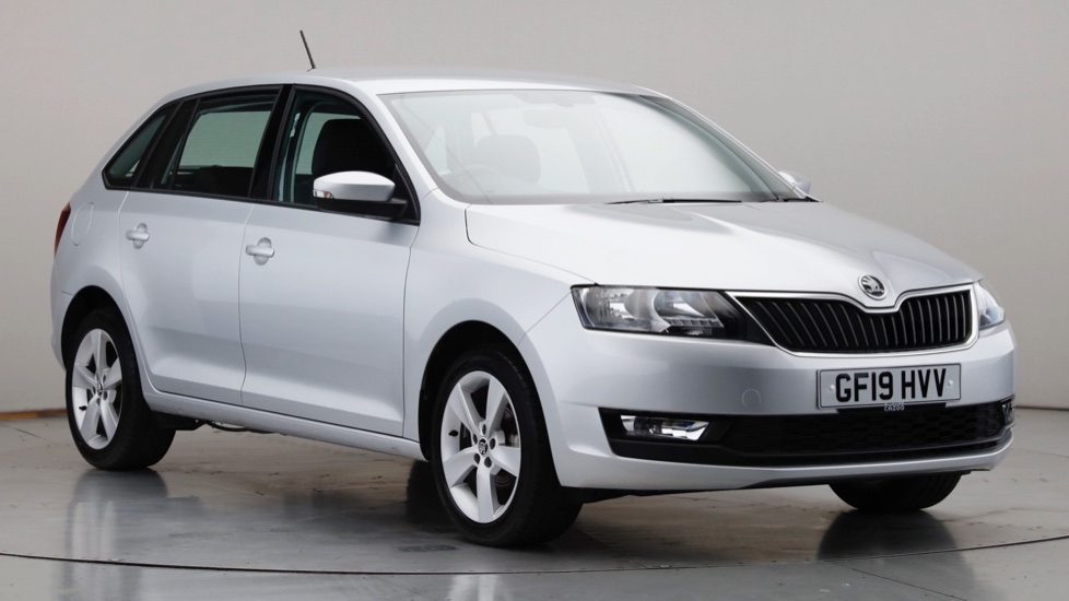 2019 Used Skoda Rapid Spaceback 1L SE Tech TSI