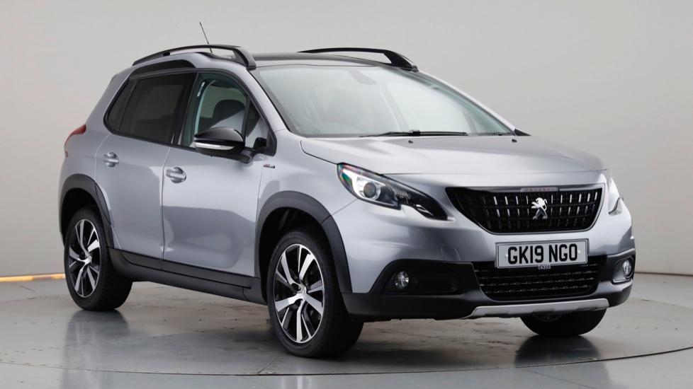 2019 Used Peugeot 2008 1.2L GT Line PureTech