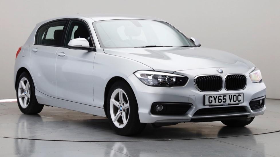 2015 Used BMW 1 Series 1.5L ED Plus 116d