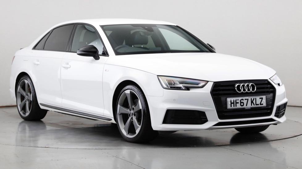 2017 Used Audi A4 1.4L Black Edition TFSI