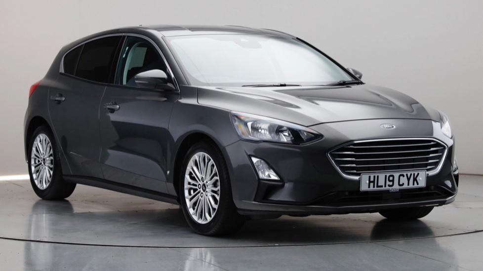 2019 Used Ford Focus 1.5L Titanium X EcoBoost T